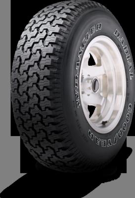 Wrangler Radial Tires